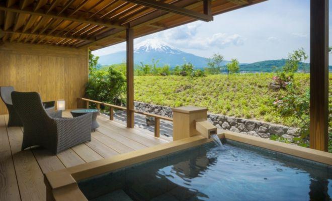 富士山温泉 別墅然然
